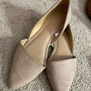 a new day pointed flats